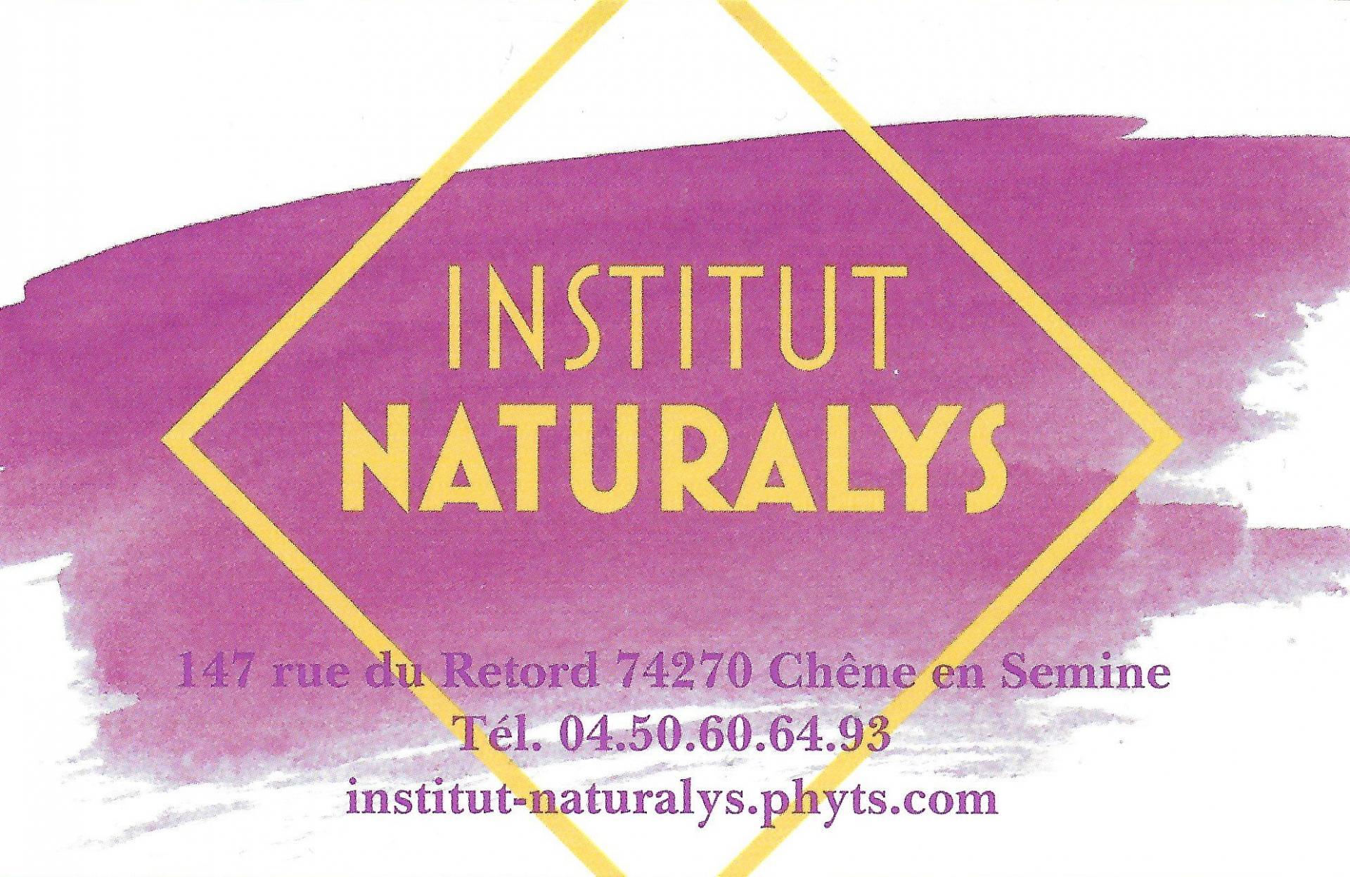 Logo naturalys