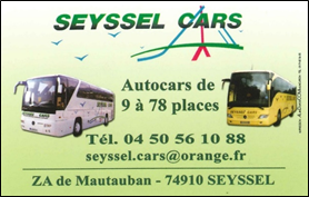 Seysselcars