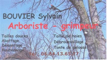 Sylvain bouvier